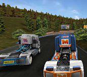 Hra - Super Truck