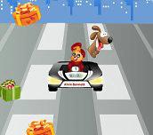 Hra - Chipmunks Race