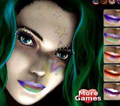 Valeria make-up