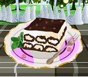 Hra - Tiramisu Cooking game