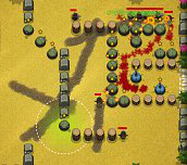 Hra - Penguins Attack 3