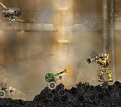 Hra - RoboRampage