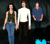 Hra - Twilight bozkávanie