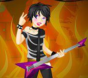 Hra - RockstarDressup