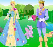 Hra - Barbie princezná