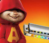 Hra - Alvin, Chipmunkovia a Harmonika