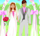 Barbie and Ken Wedding