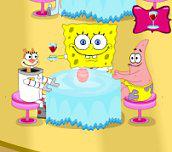 Hra - SpongeBob podvodná reštaurácie