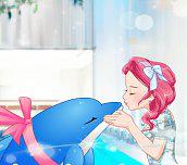 Hra - Delfíníbozk
