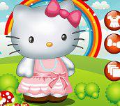 Hello Kitty obliekačka