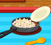 Hra - Domácikaramelovýpopcorn