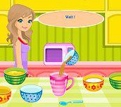 Hra - Rýchly čokoládový koláč