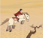 Hra - Beh po púšti