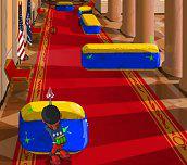 Hra - PresidentialPaintball