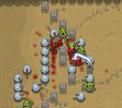 Hra - Penguins Attack
