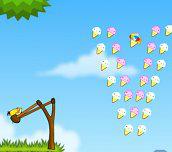 Hra - Angry Birds Ice Cream