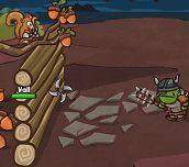 Hra - DefendYourNuts2