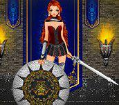 Hra - Princezná bojovníčka