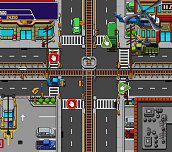 Hra - TrafficMania