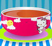 Hra - Hello Kitty miska na polévku