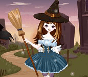 Hra - WitchyDressUp