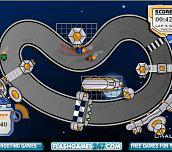 Hra - Space Race