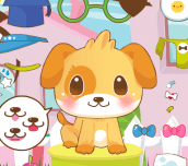 Hra - Cute Doggy Dress Up