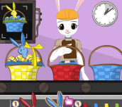Hra - Easter Factory Frenzy