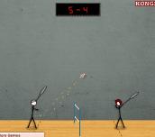 Hra - Stick Figure Badminton 2