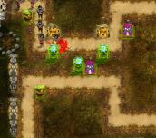 Hra - Zombie TD