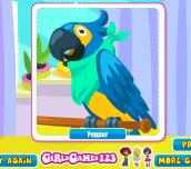 Hra - ParrotCare