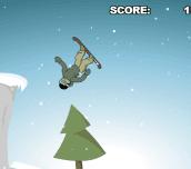 Hra - Downhill Snowboard