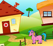 Hra - HorseyFarm