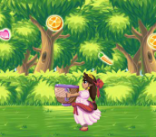 Princess and the Magical Fruit