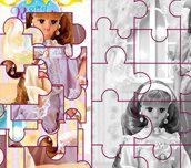Hra - BarbiePuzzle