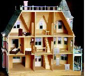 Hra - Dollhouse decoration
