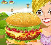Hra - Cheesburgermadness