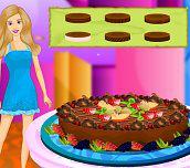 Hra - BarbieChocolatePie