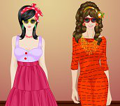 Hra - Bff´s60´sFashion