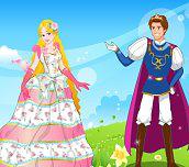 Hra - Krásnaprinceznáažabieprinc
