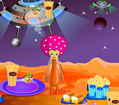 Hra - Mimozemskáreštaurácie