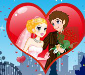 Hra - Romantickásvadba