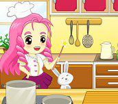 Hra - Maggie v kuchyni
