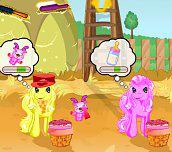 Hra - Škôlka pre poníky