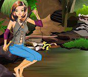 Hra - Oblečrybářku