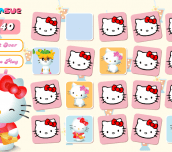 Hra - Hello Kitty Pexeso 2