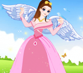 Hra - BirdPrincessDressUp