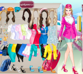 Hra - Barbie Flight Attendant