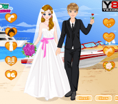 Hra - Take Wedding Photos On Yacht