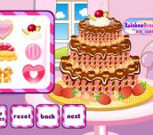 Hra - Surprise Birthday Cake
